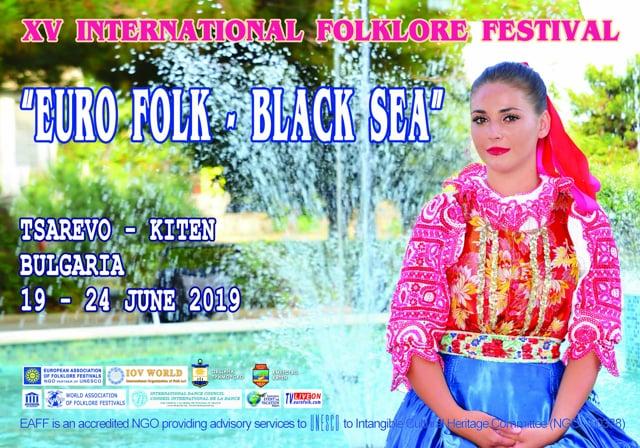 IFF Euro folk - Black sea 2019  - day 2