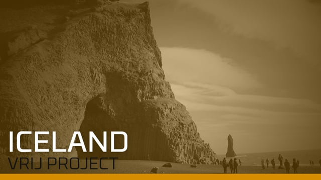 ICELAND - Vrij Project