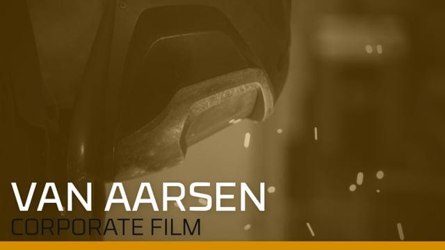 Van Aarsen - Corporate Film