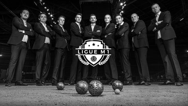Teaser Ligue M1 / Making-of