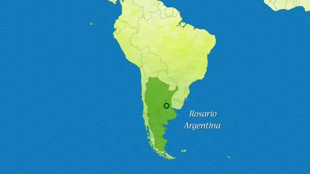 Rosario, Argentina - Port Report