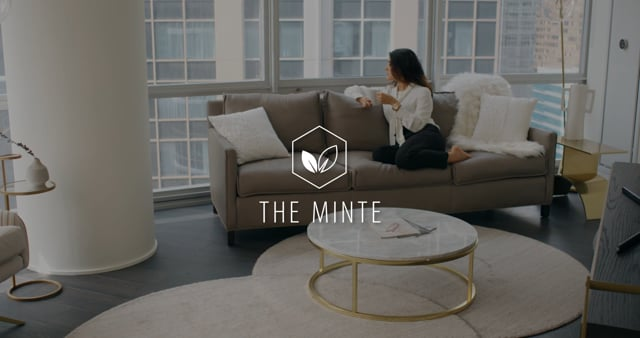The Minte - Clean Space for a Clear Mind