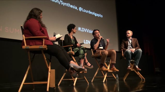 Panel - Synthetic Media Will Disrupt or Empower Media & Tech Giants