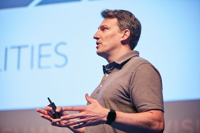 Jeremiah Robison - Overcoming Disability through Precision Bionics