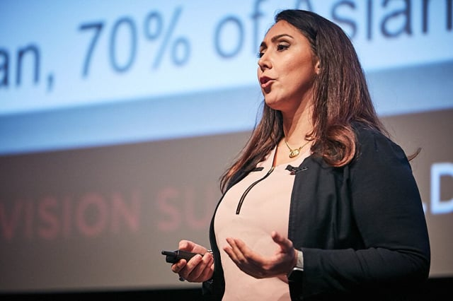 Maryam Ziaei - Combining AI and Ultrasound to Fight Breast Cancer