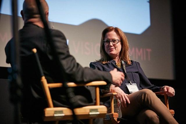 Gillian Munson - From Investing at Allen & Company, Public Company CFO to Union Square Ventures