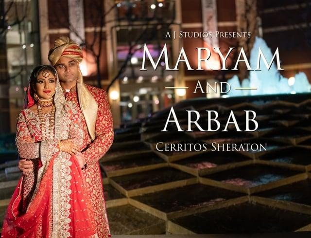 Maryam & Arbab