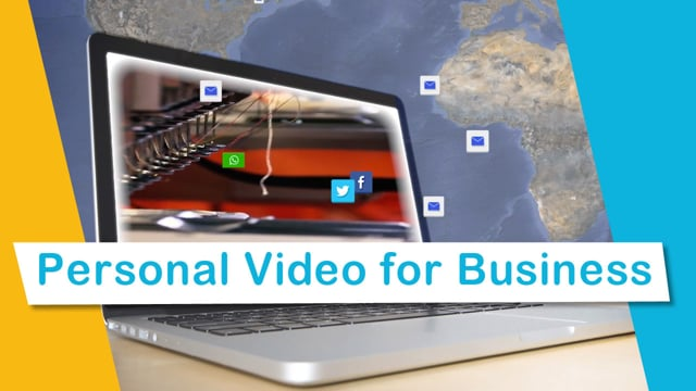 Personal Video for Business, a Concise Video about Main Aspects, Services and Products that Your Business offers
