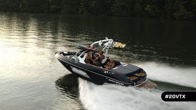Malibu's 20 VTX: The Crossover King