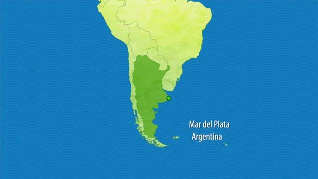 Mar del Plata, Argentina - Port report