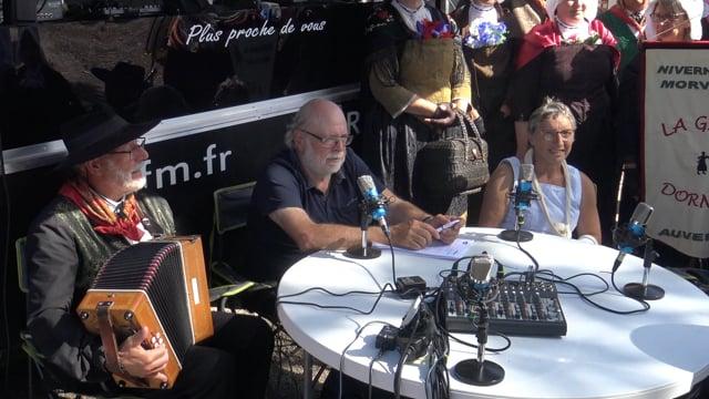FETE DE LA MONTOUSE  2019 A BICHES- LA GIGUE DORNOISE