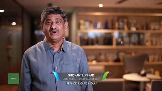 Shrikant explains the Social dimension of Wellness