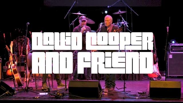 David Cooper and Friends - Rock & Roll Rewind (Saturday)