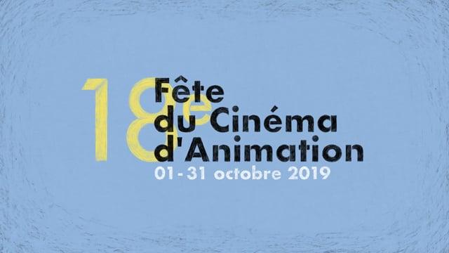 18e Fête du cinéma d'animation