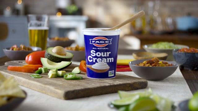Fage Sour Cream