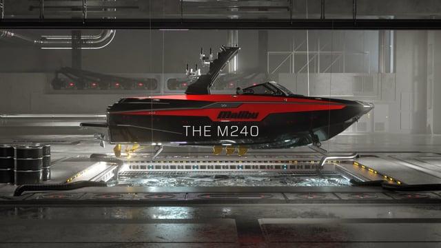 The Malibu M240 Reveal