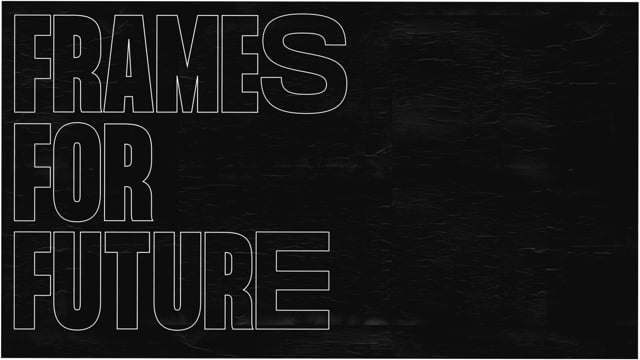 Frames For Future – Sustainable Development Goals