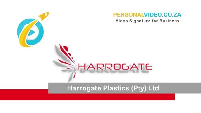 Harrogate Plastics, Business of #RetailFabrication, HD Video #PersonalVideo.co.za (2019-09-19)