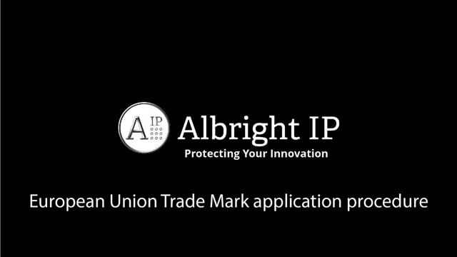European Union Trade Mark (EUTM) application procedure