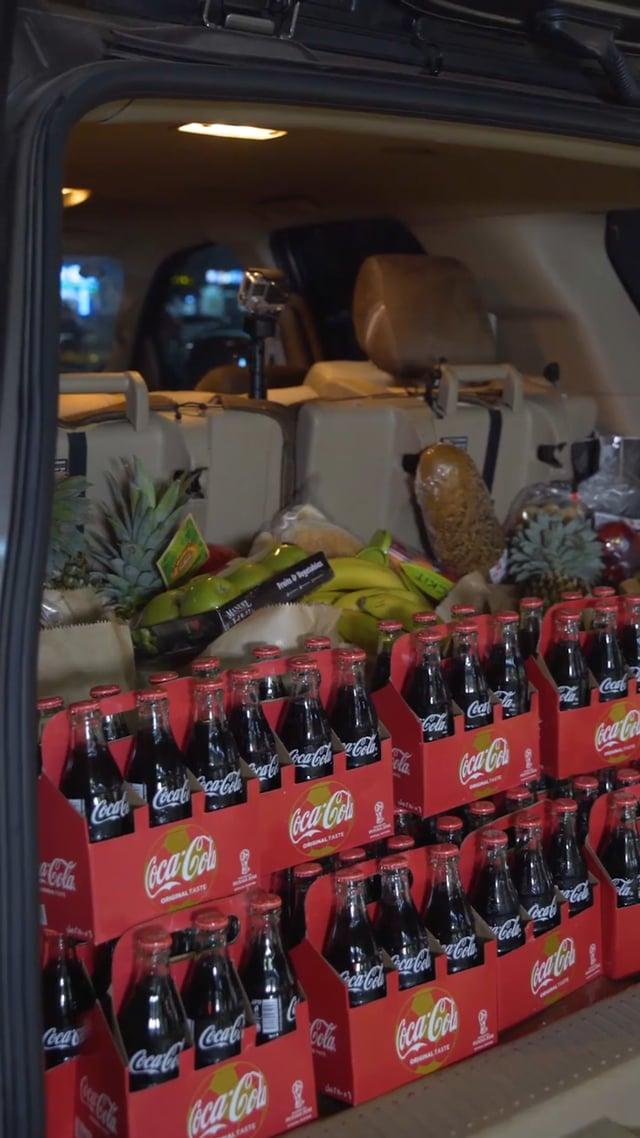 Coca Cola & UBER / Recap Super Shopping Spree V5 Graded Online