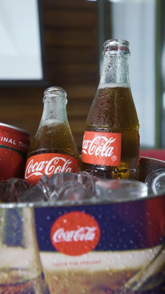 Coca Coal & UBER / Story 3 SSS ONLINE GFA