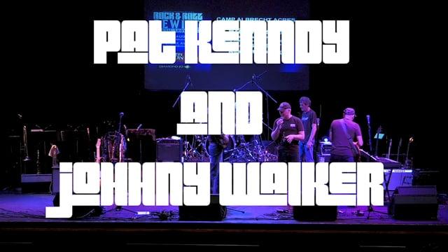 Pat Kennedy & Johnny Walker - Rock & Roll Rewind (Saturday)