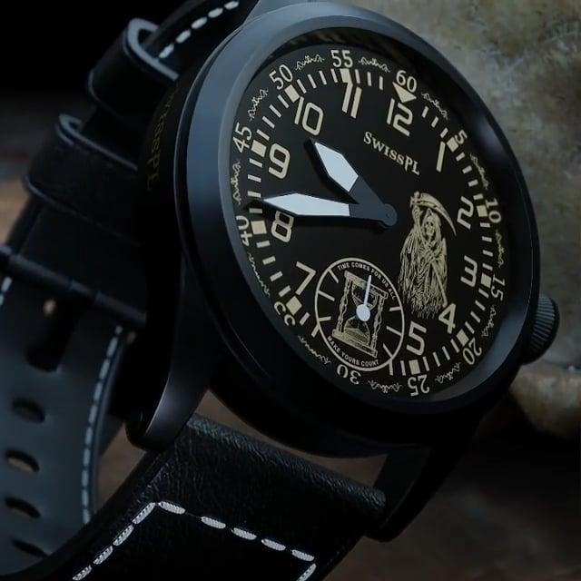 Reaper Timepiece SwissPL