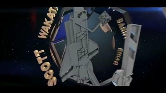 US Navy Astronaut timepiece