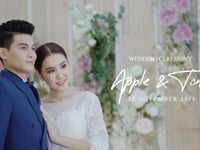 Apple & Ton - Wedding Reception 17.11.2019 [SANGDEE]