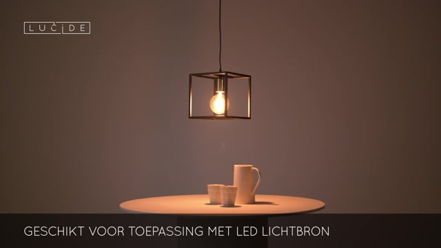 Lucide - RUBEN - Hanglamp - 00424/01