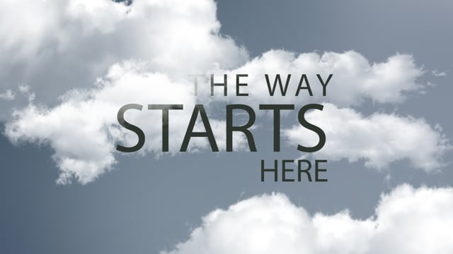 The Way Starts Here