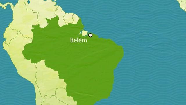 Belém, Brazil - Port Report