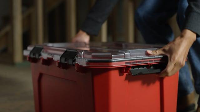 Husky 20-Gallon Husky Storage Container