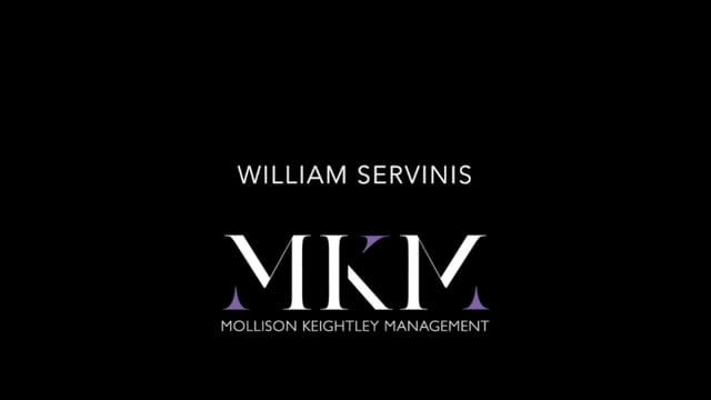 Showreel for William Servinis