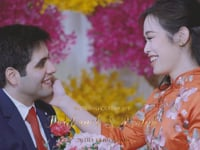 Patchanok & Prateek - Wedding Tea Ceremony 20.12.2019 [SANGDEE]