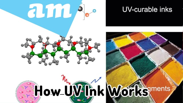 #SortIT, How LED-UV Ink works and why and how UV Ink is cured instantly with better printing quality.
