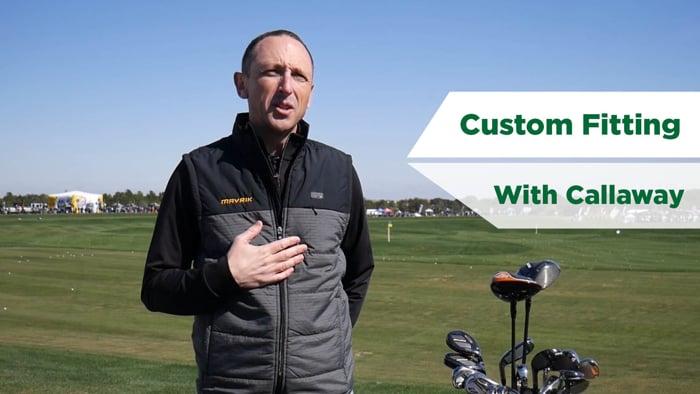 Custom Fitting with Callaway