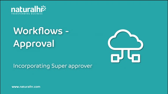 Approval with Super approver