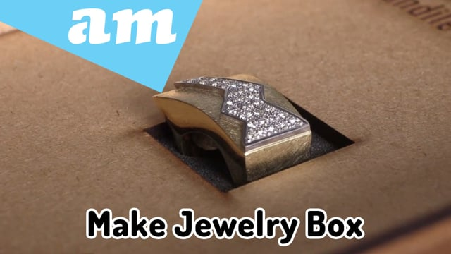 Interview of the Maker and Client of a Customized Jewelry Box for an Expensive Diamond Ring