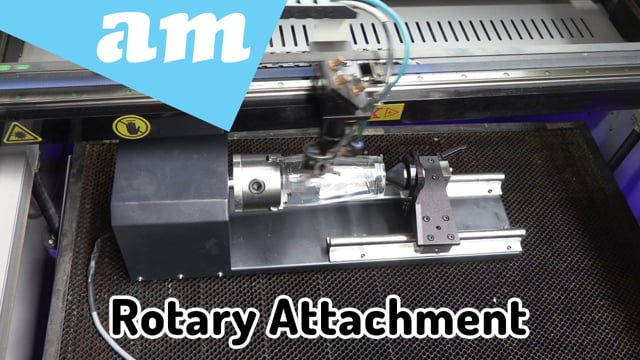 Surface Drive and Centre Drive Rotary Attachment for Laser Cutting Machine Function Explained