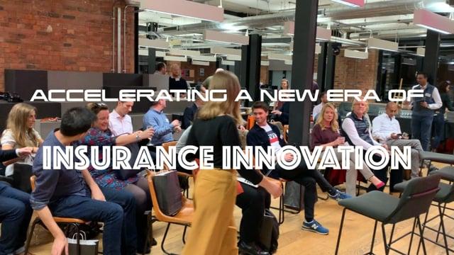 Tab Insurance Innovation Event Promo