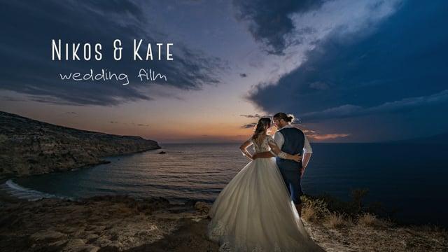 Nikos & Kate | wedding film