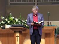 2/16/2020 - Come Alive: Prepare the Way - Rev. Fred Steinberg