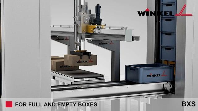 WINKEL Boxstacker BXS