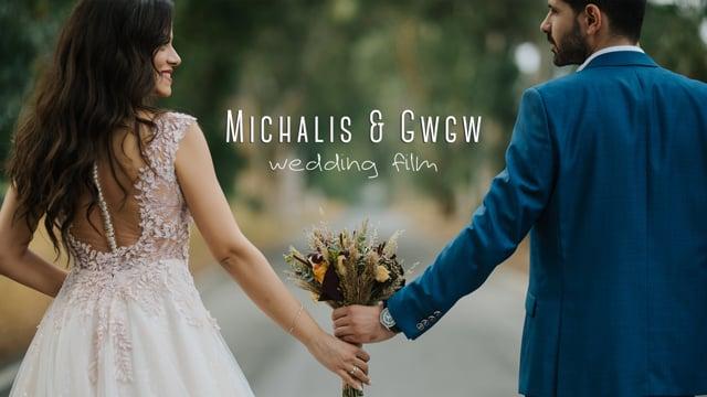 Michalis & Gwgw | wedding film