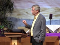 3/1/2020 - Come Alive: We Forget - Rev. Fred Steinberg