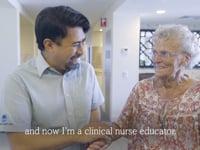 Alberto's Story - Registered Nurse