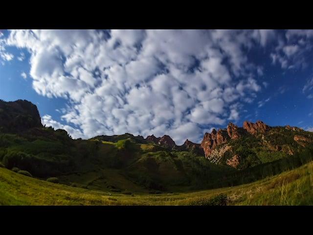 Majestic Foothills