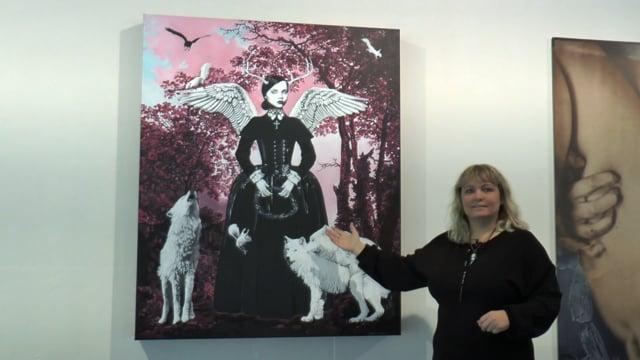 Birgitta Sundström Jansdotter, beeldend kunstenaar