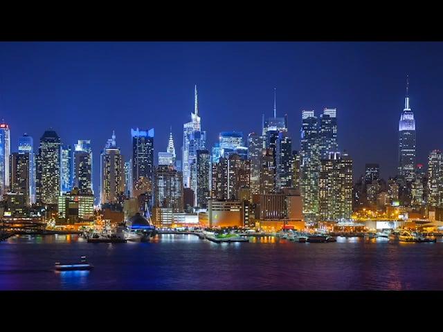 Cityscape @ Night